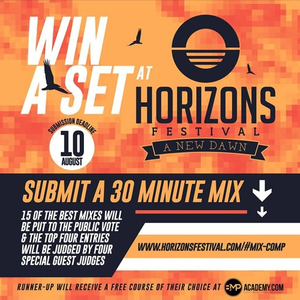 Sean Beresford - Horizons Festival Dj CompetitionMix