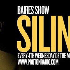 Silinder - Baires Radio Show August 2012