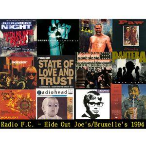 Hide Out Joe's/Bruxelle's 1994