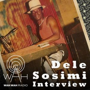Wah Wah Radio Special - Dele Sosimi interview