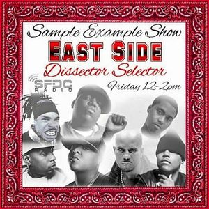 SAMPLE EXAMPLE SHOW: EAST COAST #HIPHOP