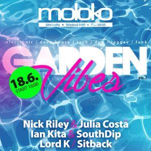 Julia Costa Live @ Garden Vibes Vol.2, 18/6/2016