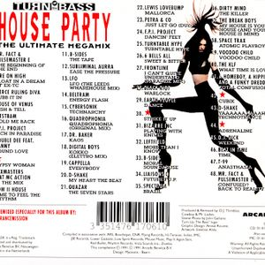 House Party 1 - The ultimate -EXTENDED- Megamix