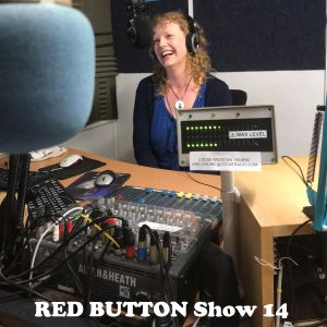 #085 Box 39 Red Button Show 14. Special Guest: Toni Peers