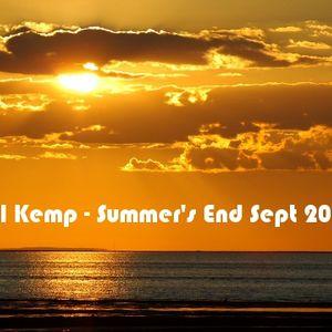 Summer's End - Sept 2012