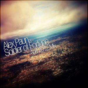Alex Paun pres. Soldier of Fortune - April 2012 Mix