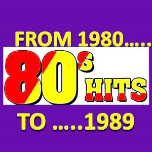DANCE 80 HIT'S FROM 1980 TO  1989 MEGAMIX BY STEFANO DJ STONEANGELS