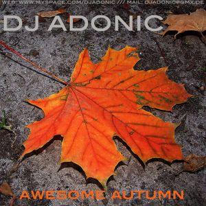 DJ Adonic - Awesome Autumn (2010)