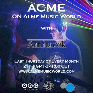 Amitacek - ACME 014 - 30-03-2017 / Alme Music World