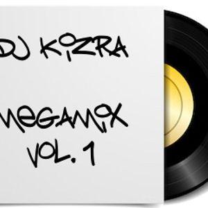 DJ Kizra MegaMIx Vol. 1