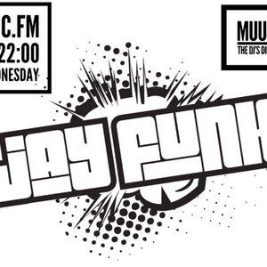Jay Funk - Upfront House & Garage promos - Live on Muusic FM - 28/11/18 w/Chat
