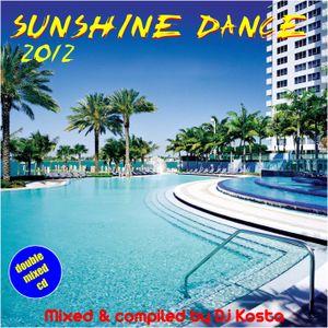 SUNSHINE DANCE MIX 2012 CD2 ( By Dj Kosta )