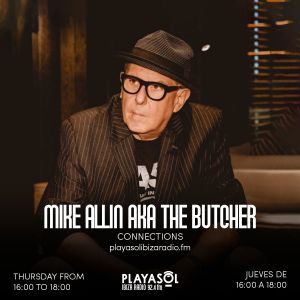 29.04.21 CONNECTIONS - MIKE ALLIN aka THE BUTCHER