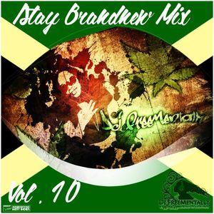 Stay Brandnew Mix #10 By DjLadyFreementally
