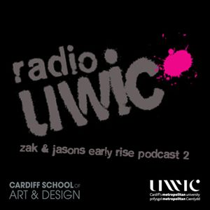 Zak & Jason's Early Rise Podcast 2