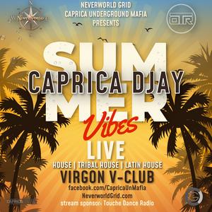 Summer Vibes Neverworld, Virgon V-Club live. Aug 09