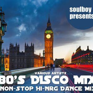 soulboy presents 80's discomix  extra mix!!