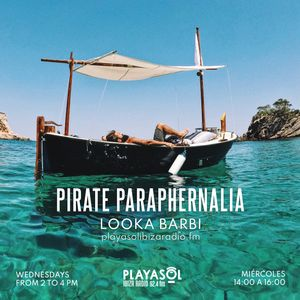28.04.21 PIRATE PARAPHERNALIA - LOOKA BARBI