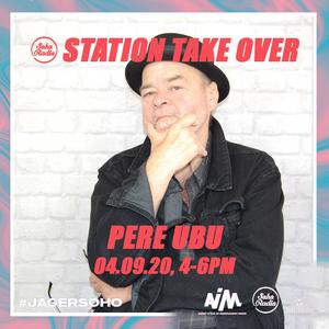 Cherry Records - Pere Ubu (04/09/2020)