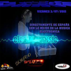 Discoteca De Luxe 1a.hora - Proyecto
