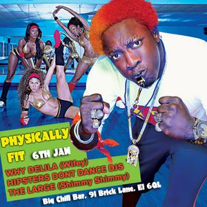 Physically Fit Promo Mix By Why Delila