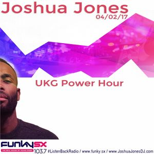 Joshua Jones UKG Power Hour #003