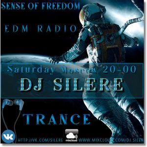 DJ Silere - Sense Of Freedom 218 (27.05.2017)