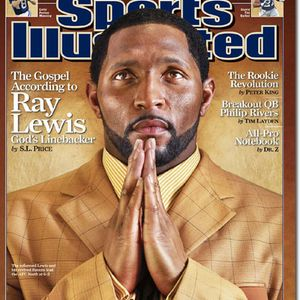 Heart of a Christian/Champion Ray Lewis 52