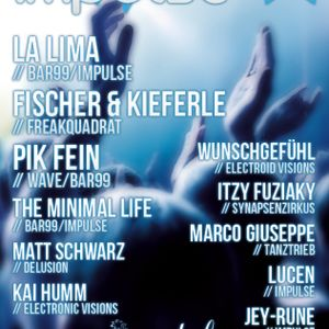 The Minimal Life @Impulse - Ponyhof Darmstadt //09.11.2012