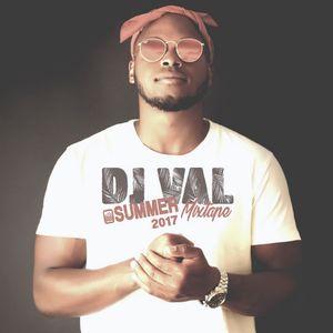 Dj Val - Summer Mixtape - 2017