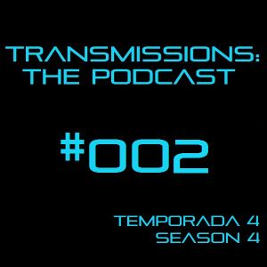 Transmissions: The Podcast Season 4 Episode 002 - V-OX Guest Mix