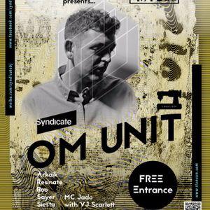 Resinate-Om Unit@Shelter-PromoMix