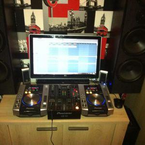 dj the bassmaking's mix december 11/12/13