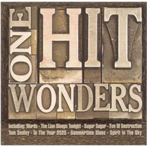 One Hit Wonders (Artistas de un solo éxito) - Segunda Parte