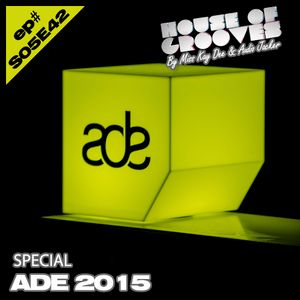 House Of Grooves with DJ Kay Dee & Audio Jacker - 24th October 2015