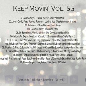 Angel Monroy Presents Keep Movin' 55 (Final 3ª Temporada)