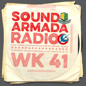 Sound Armada Radio Week 41 - 2015