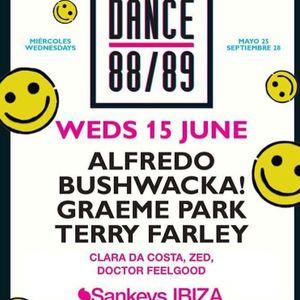 This Is Graeme Park: Dance 88/89 @ Sankeys Ibiza 15JUN16 Live DJ Set