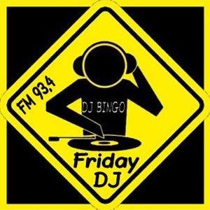 Friday DJ @ Rádió Dabas 2016.03.04 21h