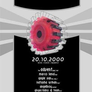 Daho & Ginger- Orion Hall 6, Brno, Czech Republic (20-10-2000)