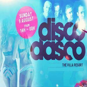 DISCO DASCO THE VILLA 2015-08-09 P1 NABIL