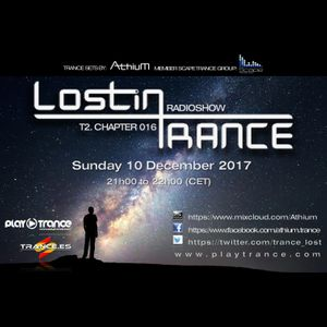 Athium. Lost in Trance 016