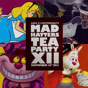 Matthew Dunn live @ MAD HATTERS TEA PARTY XII 11-16-2013