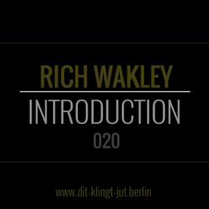 Dit Klingt Jut - Introduction Rich Wakley (May 2015)