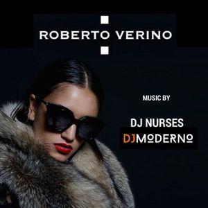 DJ MODERNO & DJ NURSES SESSION FOR ROBERTO VERINO'S FASHION PARADE AT MB FASHION WEEK MADRID