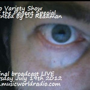 Radio Variety Show Special: After the Pageant interview