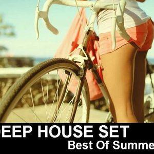 DEEP HOUSE SET - Dj Mauro Guzman - Best Of Summer