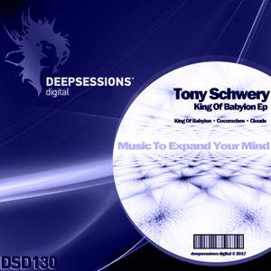 DSD130 Tony Schwery - King Of Babylon Ep