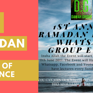 Ramadan- The Way of Repentance(DAY 4)