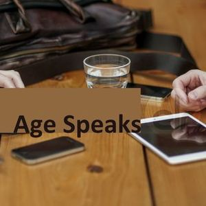 Age Speaks meets Mick Morell